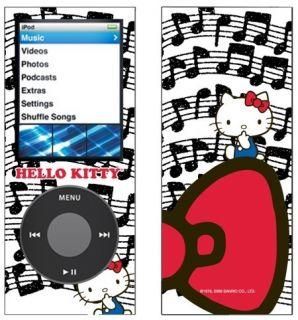 NEW Sanrio Hello Kitty Wrap for iPod nano 4th generation KT4440