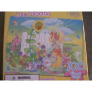 Precious Moments 100 Piece Puzzle ~ Love Blooms Toys