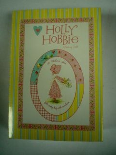 New in Box Holly Hobbie Marie Osmond Mothers Day Greeting Doll