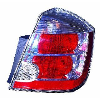 NISSAN SENTRA 07 09 TAIL LIGHT PAIR SET NEW 2.0 ENG CAPA CERTIFIED