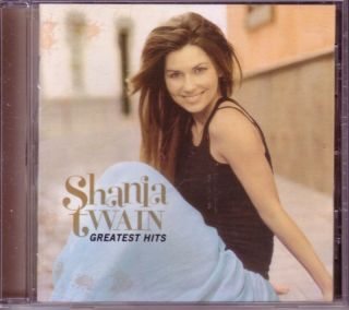 Shania Twain Greatest Hits 2004 CD 21 Country Classics 602498631416