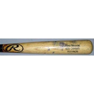 Ken Caminiti Game Used Rawlings Big Stick Astros Bat