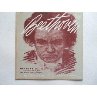 Beethoven String Quartet No. 10, Op. 74 (Harp) (1809