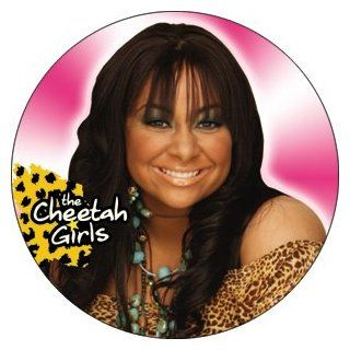 Disney Cheetah Girls Black Hair Button B DIS 0474 Toys
