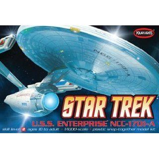 PREORDER NOT YET RELEASED 1/1000 Star Trek USS Enterprise