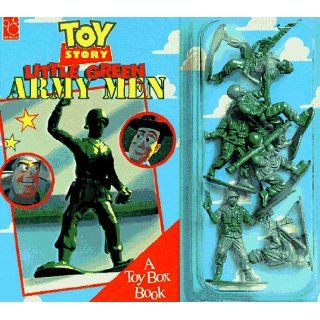Disneys Toy Story Little Green Army Men Little Green Army Men (Toy