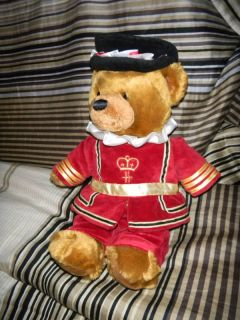 Harrods Department Store London Bear Super Cute