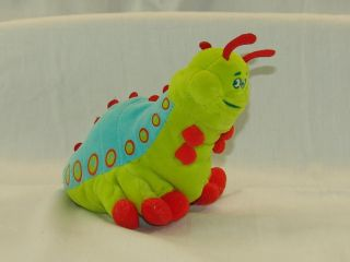 Disney A Bugs Life Heimlich Caterpillar Stuffed Animal