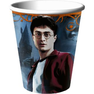 Harry Potter Birthday Party Set 16 Plates Cups Napkins