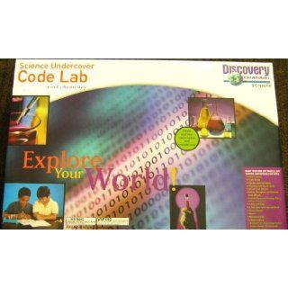 Discovery Channel Skilcraft Science Undercover Code Lab