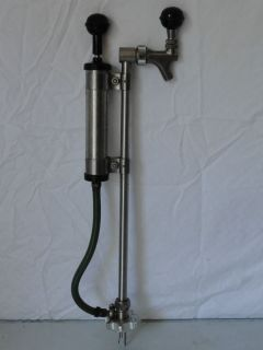 Hoff Stevens 16 Keg Barrel Hand Pump Hose Beer Tap Dispenser Knob