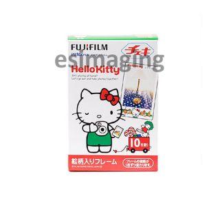 New Hello Kitty Cartoon Film for Fujifilm Instax Mini Instant Camera