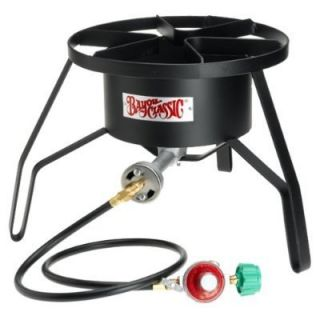 Homebrewing Home Brew Outdoor Gas Propane Cooker Burner