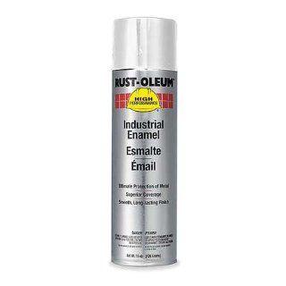 RUST OLEUM V2192838 Rust Preventative Spray Paint, White, 15oz