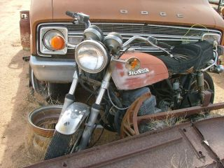 Honda CB750 Parts Bike Only