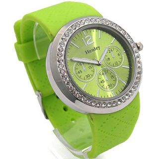 Henley Ladies Designer Watch in a choice of 5 fabulous colours