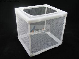 Nylon Mesh Net Fish Spawn Hatchery Breeder Box SHIP from USA