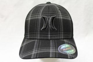 Hurley Hat Cap Puerto Rico Black