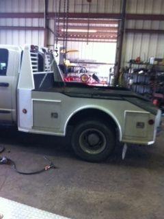 Herrin Hauler Custom Truck Flat Bed
