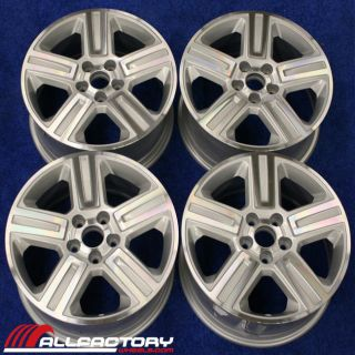 Honda Ridgeline 18 2009 2010 2011 2012 Factory Wheels Rims Set Four