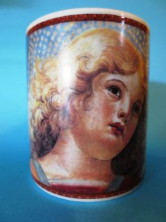 Collectible HENRIKSEN IMPORTS Cafe Arts Mug Coffee Cup ANGEL Music