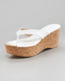 MICHAEL Michael Kors Rochelle Patent Leather Strappy Sandal   Neiman