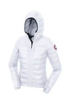 Canada Goose Hybridge Lite Hooded Down Jacket   Womens