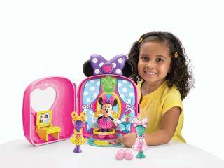 Fisher Price Disneys Minnies Fashion on The Go Toys