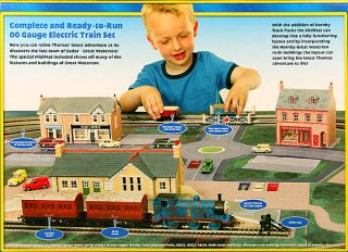 Hornby Set R9260 Great Discovery Thomas Train Set