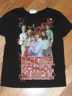 Disney High School Musical Cast Shirt M Medium Troy Gab