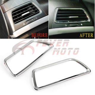Vent Guard Cover Trim Interior for Honda Accord Crosstour 12