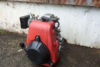 Honda GXH50 Clone Engine 3HP Water Pump Bicycle Motor