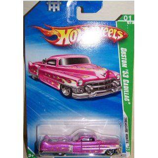 Hot Wheels 2010 045 Custom 53 Cadillac Trea$ure Hunt