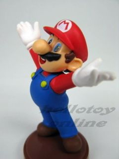 Furuta Super Mario Bros C Toy Vol 2 Mario Figure