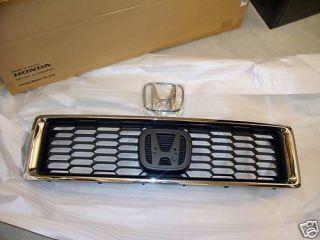 New 06 08 Honda Ridgeline Front Grill Emblem