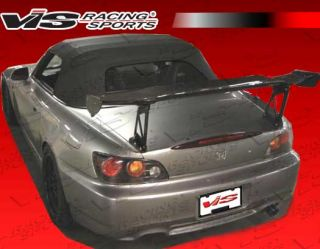 2000 2009 Honda S2000 2dr SP Style Carbon Fiber Rear Spoiler Wing by