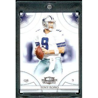 2008 Donruss Threads (Football) # 138 Tony Romo QB
