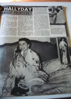 Natalie Wood Leslie Caron Rosalind Russell Elke Sommer