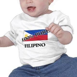 100 Percent FILIPINO Shirt