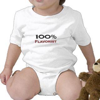 100 Percent Flavorist Tee Shirts