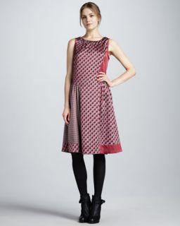 T54F9 MARC by Marc Jacobs Katya Print Dress