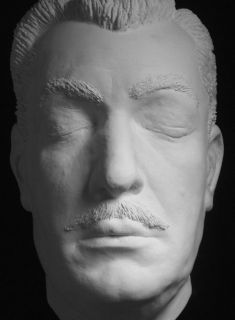 Vincent Price Life Mask Thriller Famous Monsters