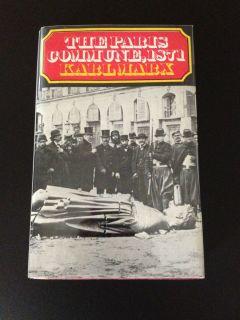 1871 Paris Commune Karl Marx by Christopher Hitchens HB 1st Ed