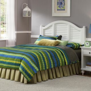 Home Styles Bermuda Queen Slat Bedroom Set Collection