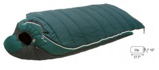 High Peak Cameleon 0 10 Cold Weather Double Layer Mummy Style Sleeping