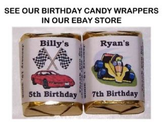 Race Car Racing Birthday Party Invitations Digital
