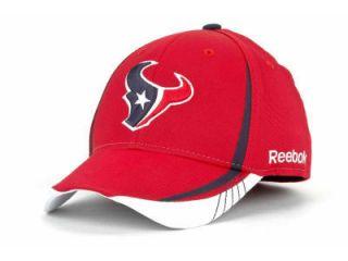 NFL Sideline Workout Warrior Flex Fit Hat Houston Texans L XL