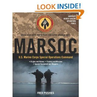 MARSOC U.S. Marine Corps Special Operations Command Fred Pushies