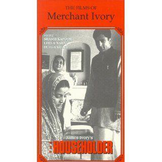 The Householder [VHS] Shashi Kapoor, Leela Naidu, Durga