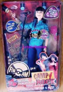 High School Musical Mitchie Doll Singing Version from Camp Rock 16
